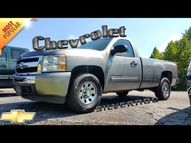 2009 Chevrolet Silverado 1500 LT1 Long Box 2WD