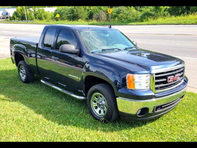 2008 GMC Sierra 1500 Work Truck Ext. Cab Short Box 2WD