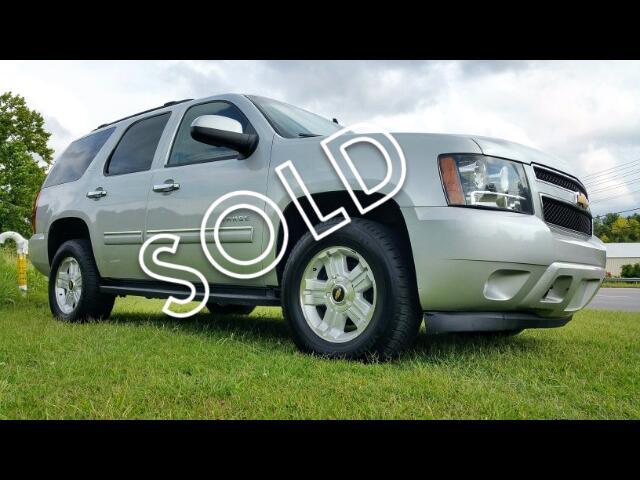 2011 Chevrolet Tahoe LT 4WD