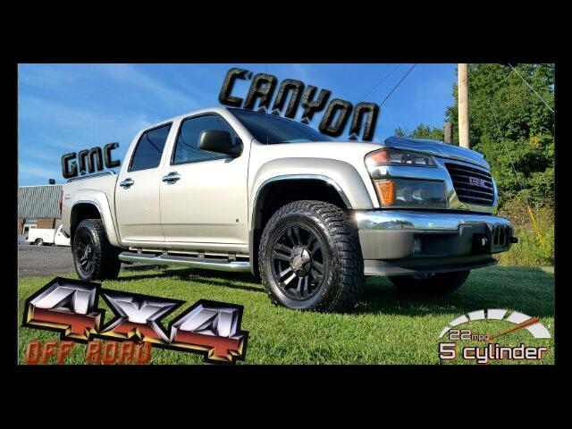 2006 GMC Canyon SLT Crew Cab 4WD