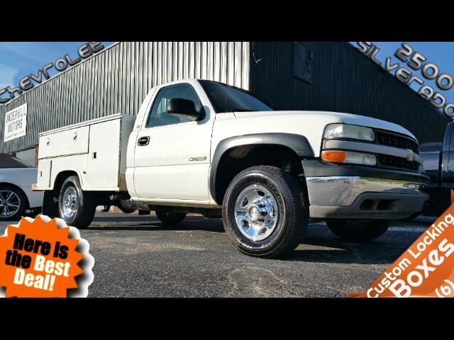 2000 Chevrolet Silverado 2500 Regular Cab 4WD