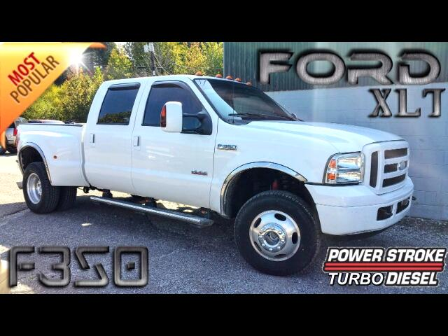 2006 Ford F-350 SD Crew Cab 4WD