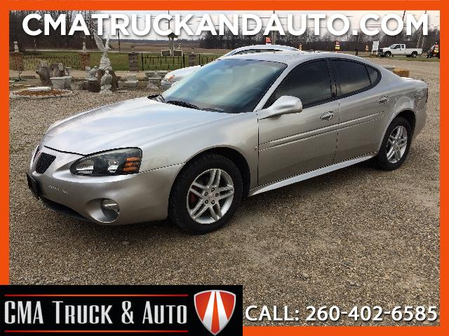 2007 Pontiac Grand Prix GT sedan
