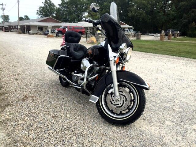 2002 Harley-Davidson FLHT