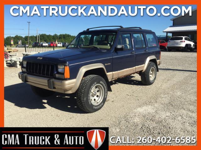 1993 Jeep Cherokee Country 4-Door 4WD