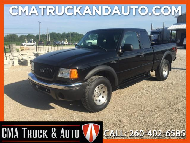 2003 Ford Ranger FX4 Level II SuperCab 4WD