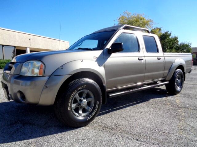 2004 Nissan Frontier XE-V6 Crew Cab Long Bed 2WD