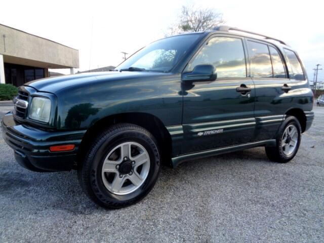 2003 Chevrolet Tracker LT 4-Door 2WD