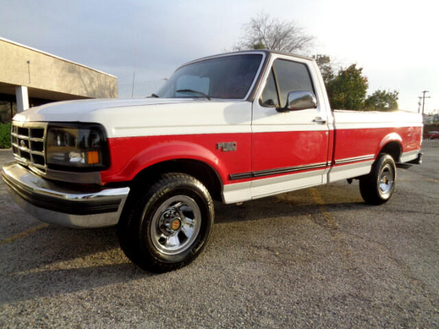 1996 Ford F-150 Special Reg. Cab Long Bed 2WD