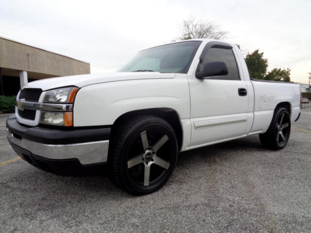 2003 Chevrolet Silverado 1500 LS Short Bed 2WD