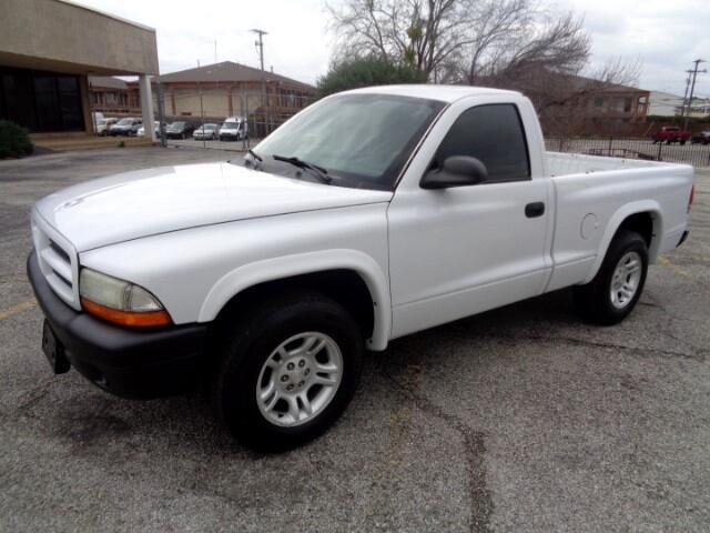 2003 Dodge Dakota 2WD