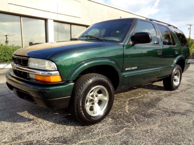 2002 Chevrolet Blazer 4-Door 2WD LS