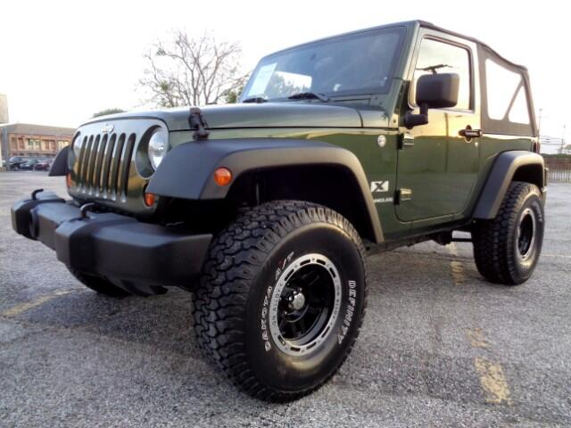 used 2007 jeep wrangler x for sale in arlington dallas fort tx 76011 specialty autoplex. Black Bedroom Furniture Sets. Home Design Ideas