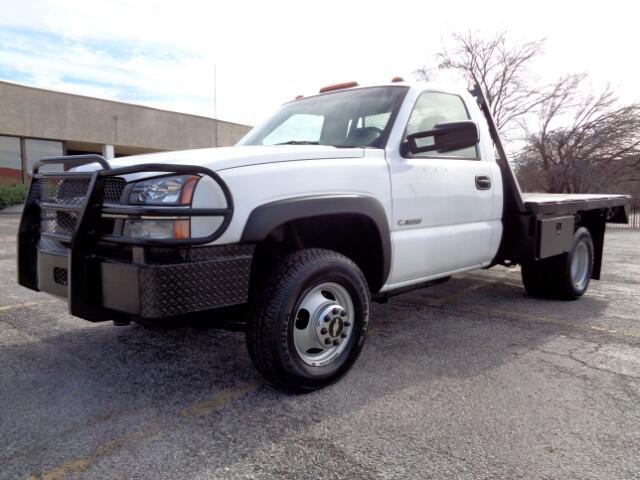 2003 Chevrolet Silverado 3500 4WD
