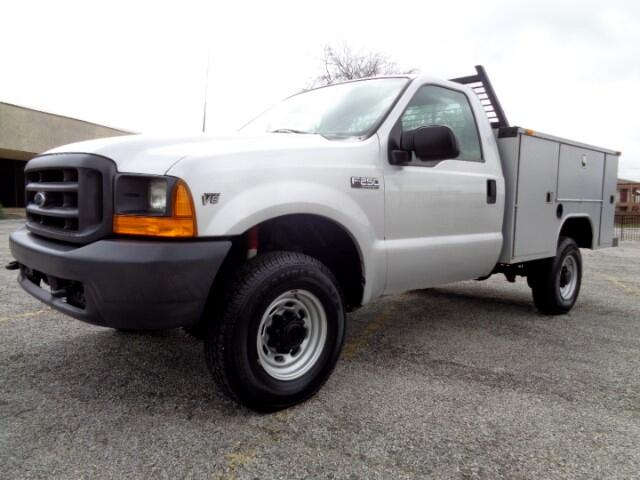 1999 Ford F-250 SD XL 4WD