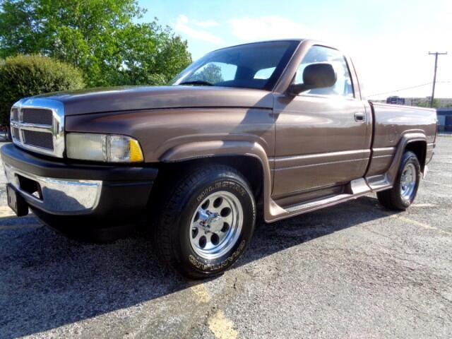 2001 Dodge Ram 1500 Reg. Cab Short Bed 2WD