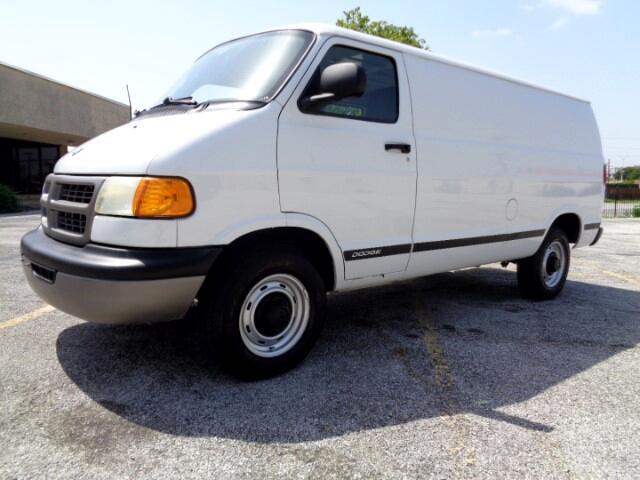 2002 Dodge Ram Van 2500 LWB