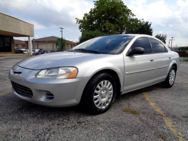 2001 Chrysler Sebring LX Sedan