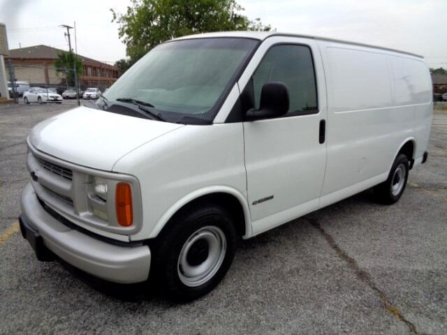 2001 Chevrolet Express 2500 Cargo