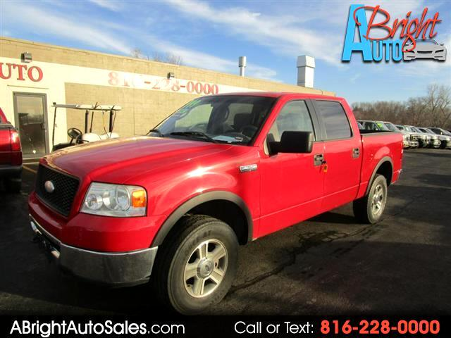 2006 Ford F-150 SUPERCREW XLT 4X4 SPECIAL!