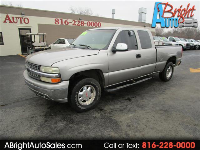 1999 Chevrolet Silverado 1500 K1500 EXTENDED CAB 4X4