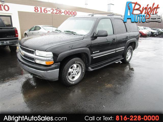 2003 Chevrolet Tahoe 1500 4X4 THIRD ROW