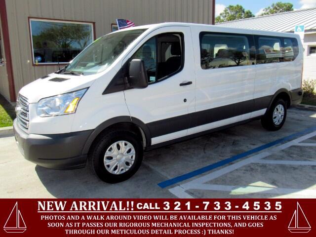 2016 Ford Transit T-350 XLT 15-Passenger Van