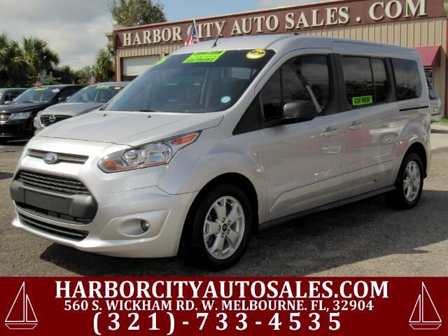 2016 Ford Transit Connect Wagon XLT Passenger Van w/Rear Liftgate LWB