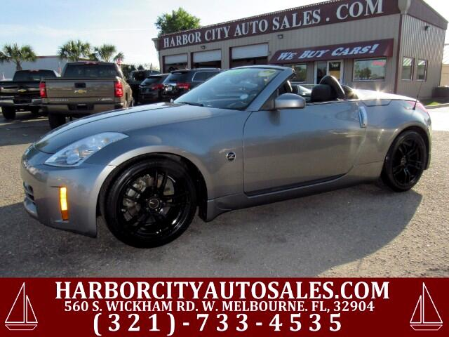 2006 Nissan 350Z Touring Roadster Convertible
