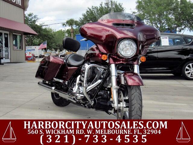 2013 Harley-Davidson FLHXS FLHXS STREET GLIDE SPECIAL