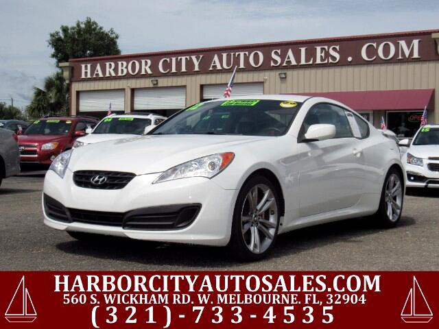 2012 Hyundai Genesis Coupe 2.0T R-Spec Manual