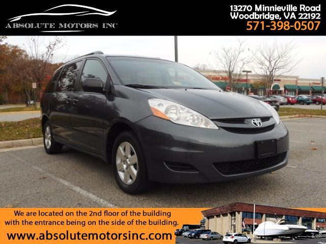 2007 Toyota Sienna 5dr 7-Pass Van LE AAS FWD (Natl)