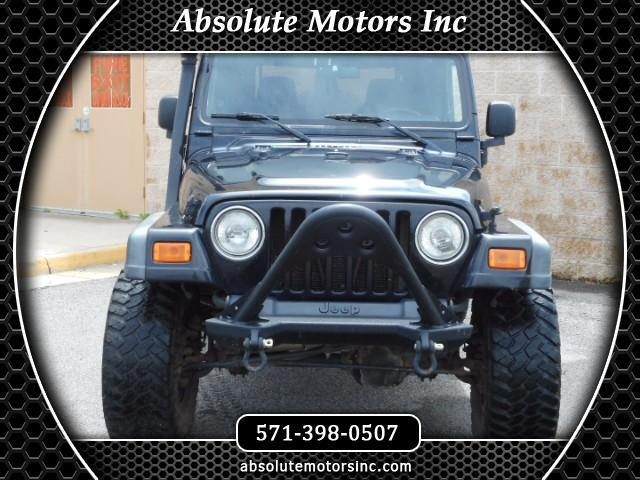 2004 Jeep Wrangler Unlimited Sport 4WD