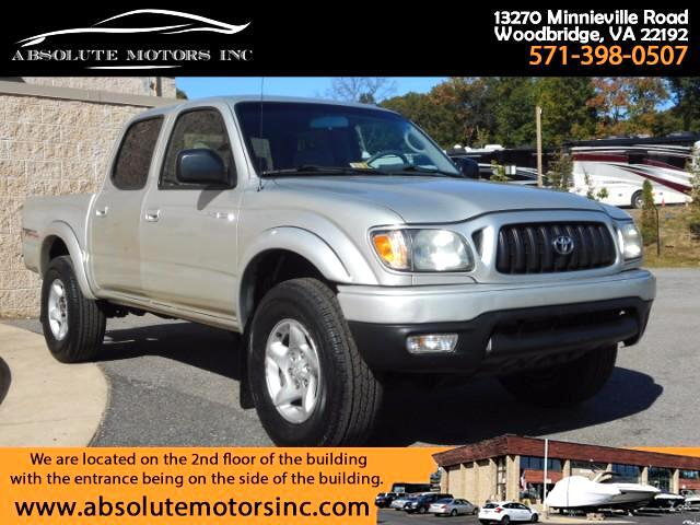 2004 Toyota Tacoma 2WD Double Cab V6 AT TRD Off Road (Natl)