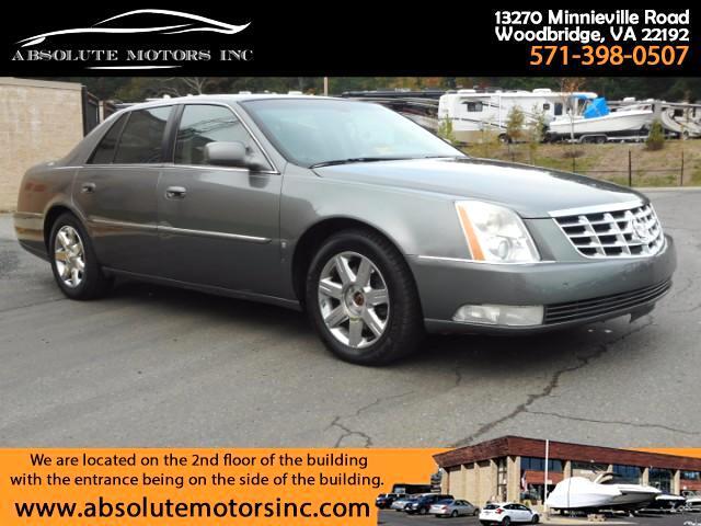 2007 Cadillac DTS Luxury III
