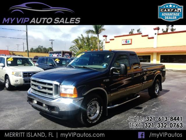 2001 Ford F-350 SD XLT SuperCab Long Bed 2WD