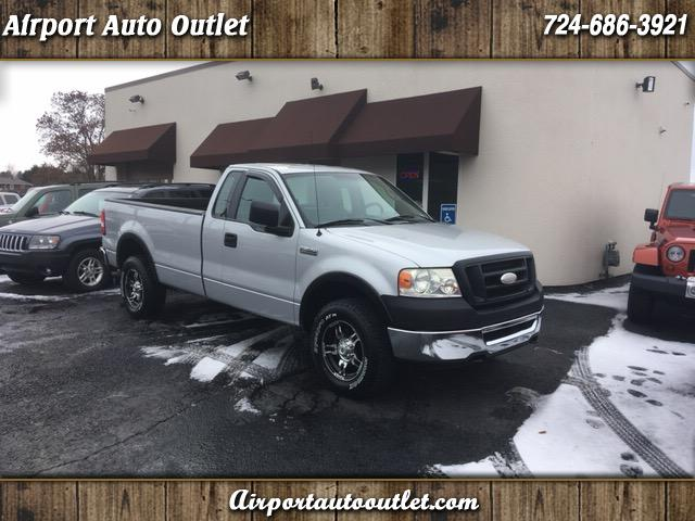 2006 Ford F-150 Reg. Cab Long Bed 4WD