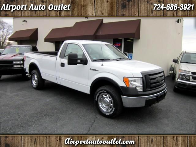 2010 Ford F-150 XL 8-ft. Bed 4WD