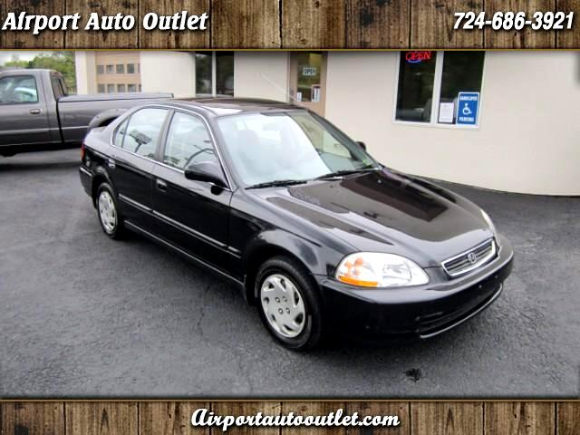 1997 Honda Civic EX sedan