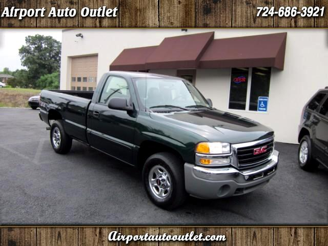 2004 GMC Sierra 1500 Long Bed 4WD