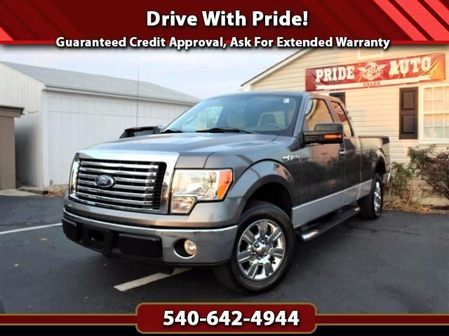 2010 Ford F-150 XLT SuperCab 8-ft. Bed