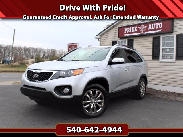2011 Kia Sorento EX V6 AWD w/Navigation, Backup Camera, DVD