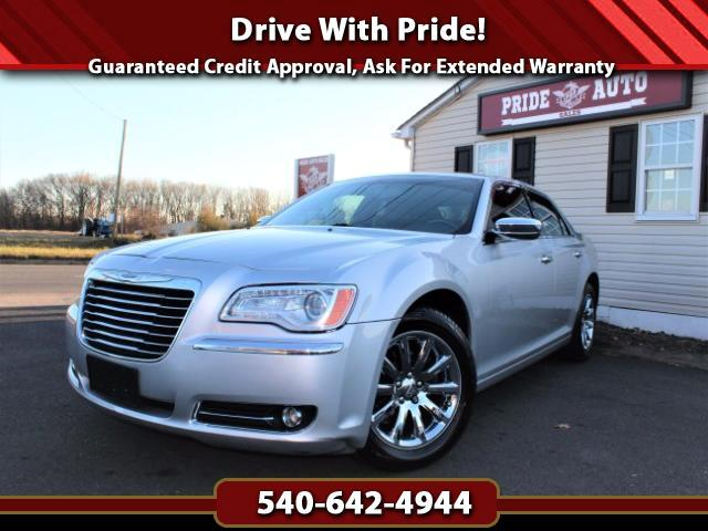 2011 Chrysler 300 Limited w/Navigation, Backup Camera