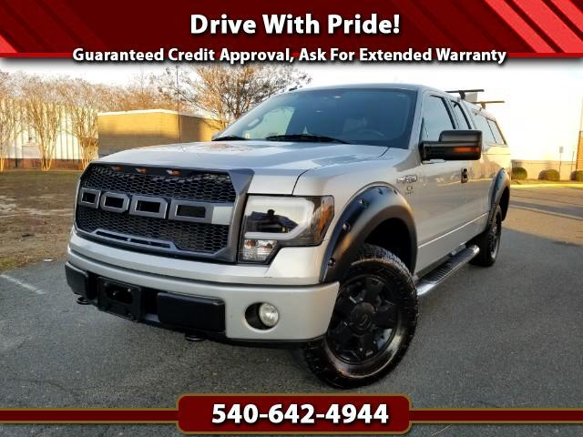 2009 Ford F-150 FX4 SuperCab 6.5-ft. Bed Custom 4WD