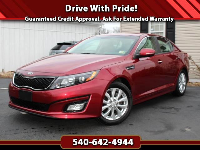 2015 Kia Optima EX w/Tan Leather Seats