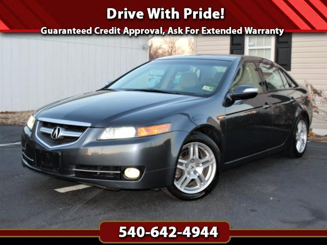 2007 Acura TL 5-Speed AT with Tech Package
