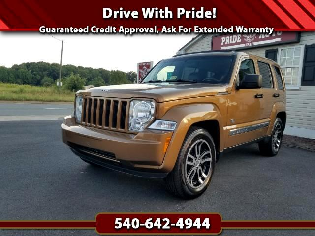 2011 Jeep Liberty 70th Anniversary Limited Edition 4WD