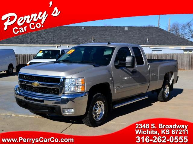 2007 Chevrolet Silverado 2500HD LT2 Ext. Cab Long Box 4WD