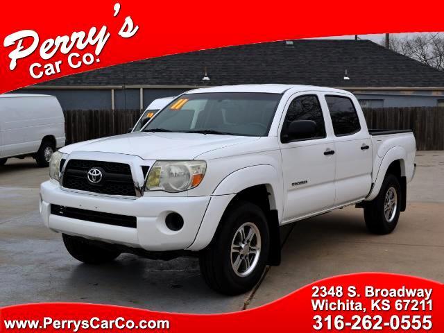 2011 Toyota Tacoma PreRunner Double Cab Auto 2WD