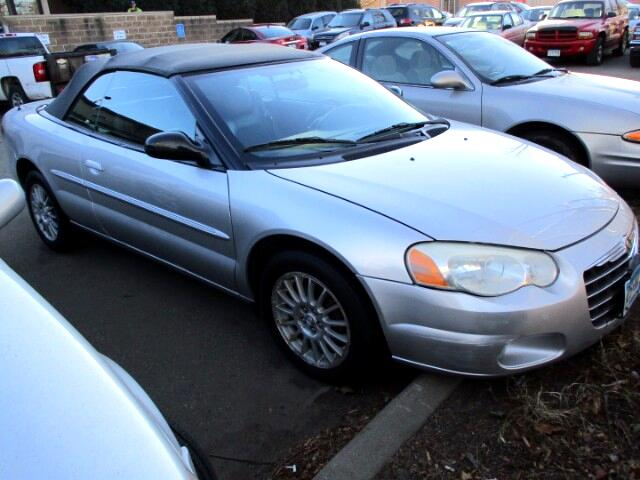 2004 Chrysler Sebring Convertible Touring